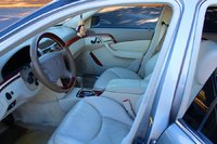 Picture of 2003 Mercedes-Benz S-Class S430, interior