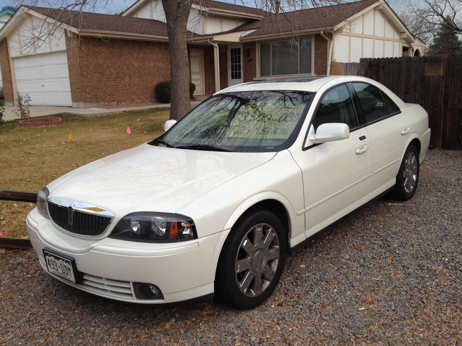 2004 Lincoln Ls - Pictures