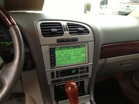 Picture of 2004 Lincoln LS V8 Sport, interior