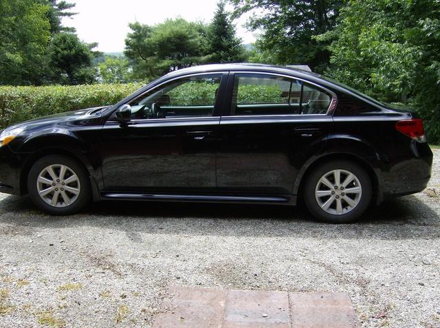 Picture of 2011 Subaru Legacy 2.5i Premium, exterior, gallery_worthy
