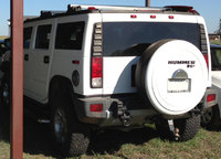 Picture of 2008 Hummer H2 Luxury, exterior