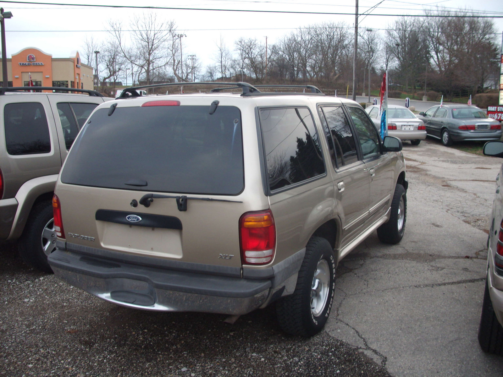 Picture of 1999 Ford Explorer 4 Dr XLT SUV