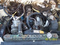 Picture of 1985 AMC Eagle Limited Wagon, engine