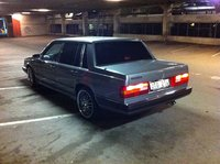 Picture of 1990 Volvo 760 GLE Turbo, exterior, gallery_worthy