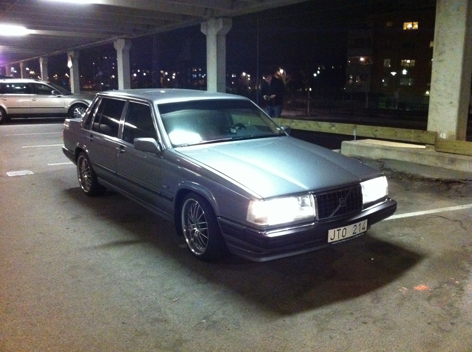 1990 Volvo 760 - Pictures - CarGurus