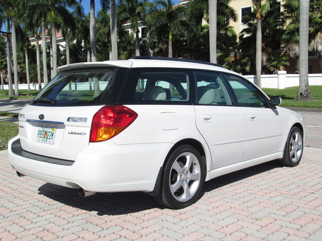 Picture of 2006 Subaru Legacy 2.5i Limited Wagon, exterior, gallery_worthy