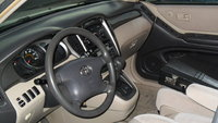 Picture of 2001 Toyota Highlander Base V6 AWD, interior