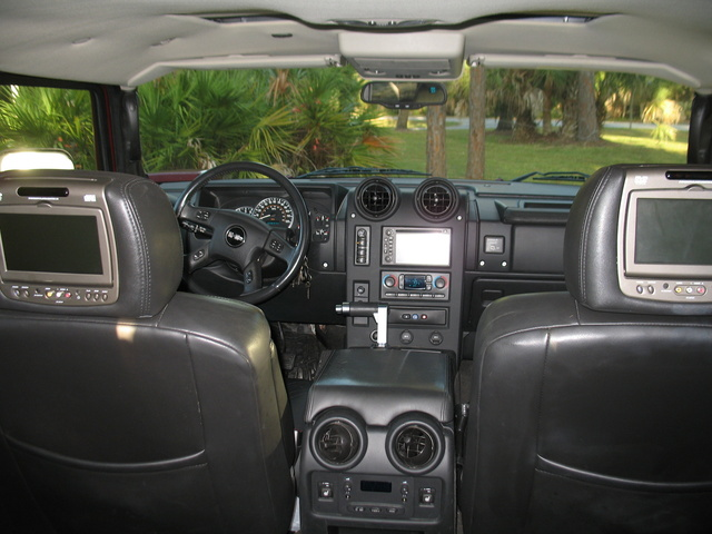 Who Owns Scion >> 2005 Hummer H2 - Interior Pictures - CarGurus