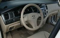 2006 Mazda MPV LX-SV picture, interior