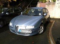 2003 Alfa Romeo 147 Overview