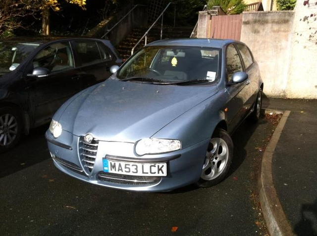 Picture of 2003 Alfa Romeo 147