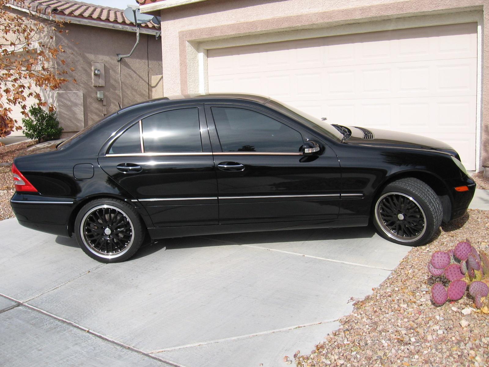 Mercedes C240 Mercedes Benz c Class C240