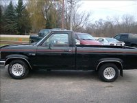 1990 Ford Ranger S Standard Cab 4WD LB, Picture of 1990 Ford Ranger 2 Dr S 4WD Standard Cab LB, exterior