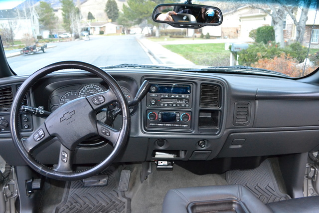 Picture Of 2005 Chevrolet Silverado 1500 Z71 Extended Cab 4WD, Interior,  Gallery_worthy