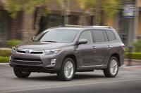 2013 Toyota Highlander Hybrid Picture Gallery