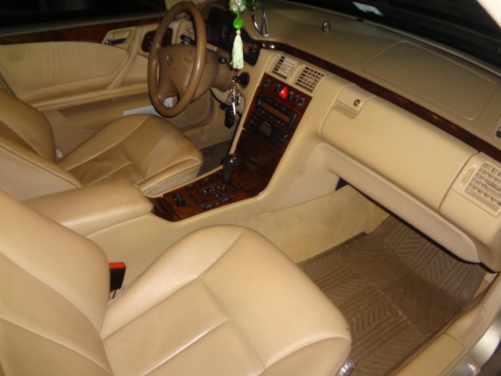 Mercedes Benz E Class E Matic Pic