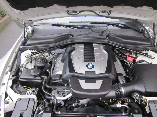 Picture of 2006 BMW 6 Series 650i Convertible RWD, engine, gallery_worthy