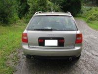 2004 Audi A6 Avant Overview