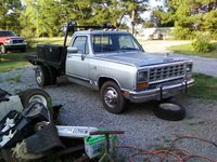 1990 Dodge RAM 350 Overview