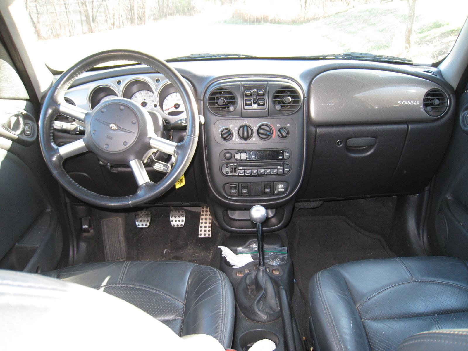 2004 Chrysler Pt Cruiser Interior Pictures Cargurus