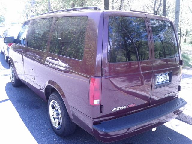 Picture of 2005 Chevrolet Astro LT AWD, exterior