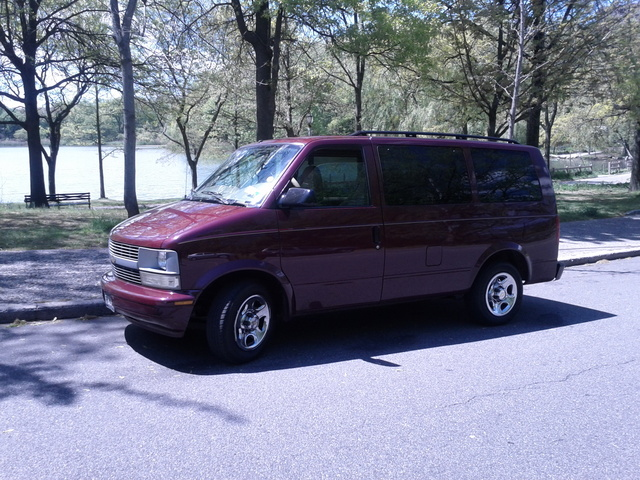 Picture of 2005 Chevrolet Astro LT AWD, exterior, gallery_worthy