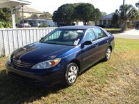 Picture of 2004 Toyota Camry LE, exterior, gallery_worthy