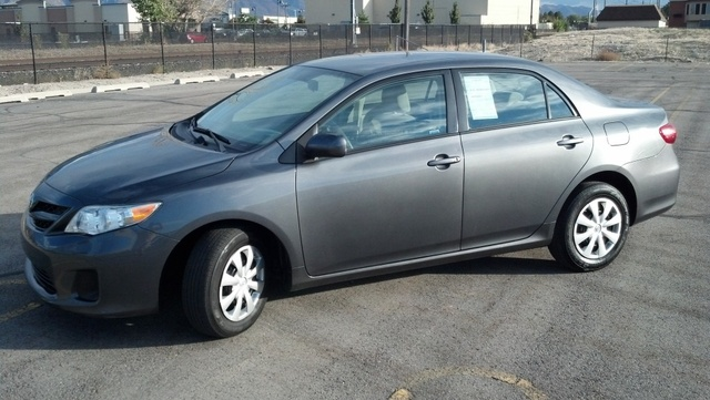 Picture of 2010 Toyota Corolla LE, exterior, gallery_worthy
