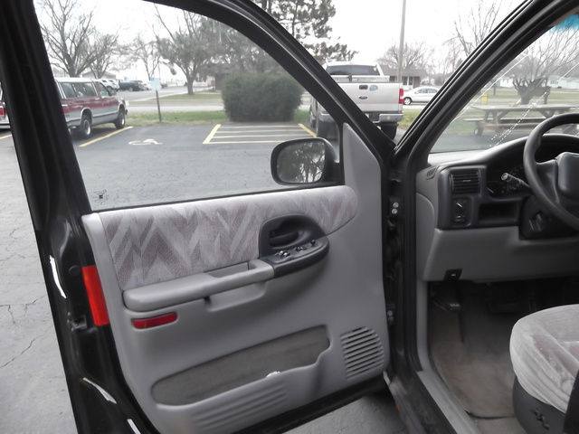 Picture of 1997 Chevrolet Venture 3 Dr STD Passenger Van Extended, interior