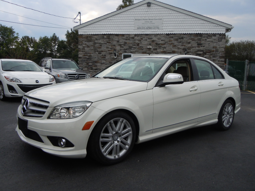 2009 mercedes benz c class exterior pictures cargurus for Mercedes benz c300 sport 4matic