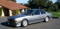 1987 BMW M6 Overview