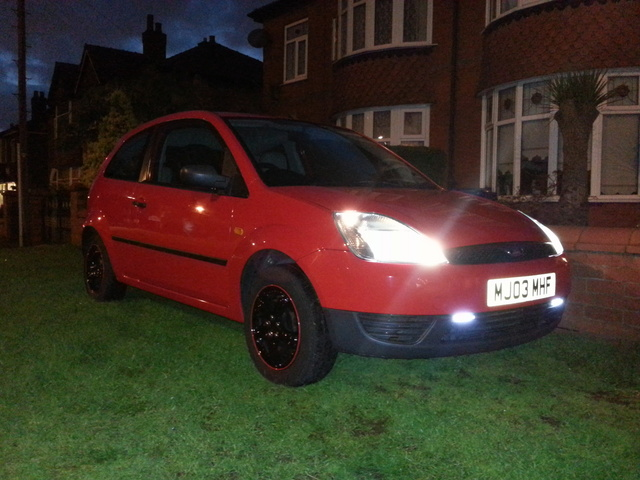 Picture of 2003 Ford Fiesta