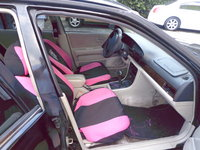 Picture of 1996 Nissan Altima GXE, interior