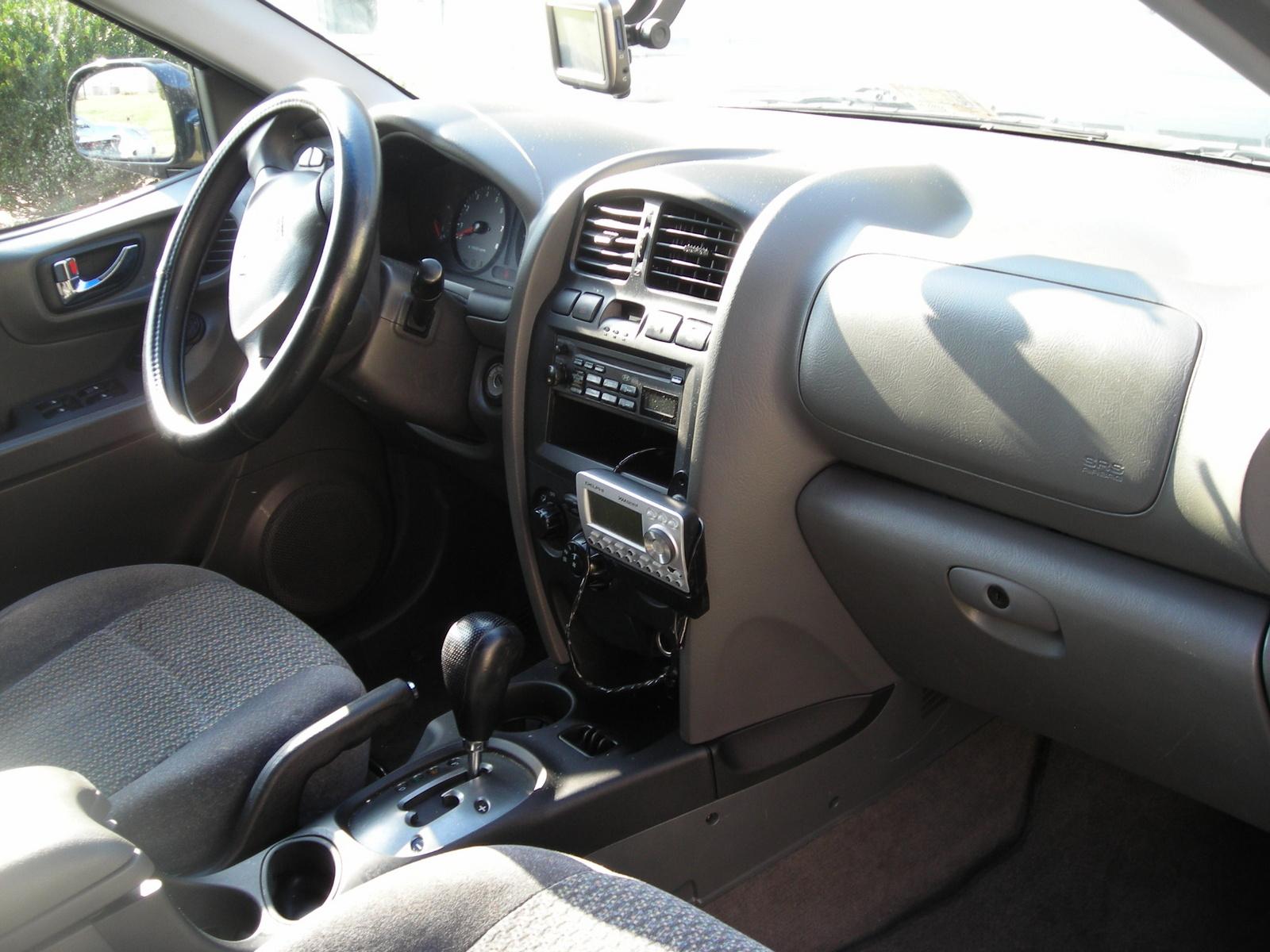 2004 Hyundai Santa Fe Interior Pictures Cargurus