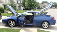 Picture of 2002 Mercury Cougar 2 Dr V6 Hatchback, exterior, interior, engine