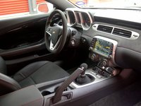 Picture of 2013 Chevrolet Camaro ZL1, interior