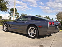 Picture of 2003 Chevrolet Corvette Coupe, exterior