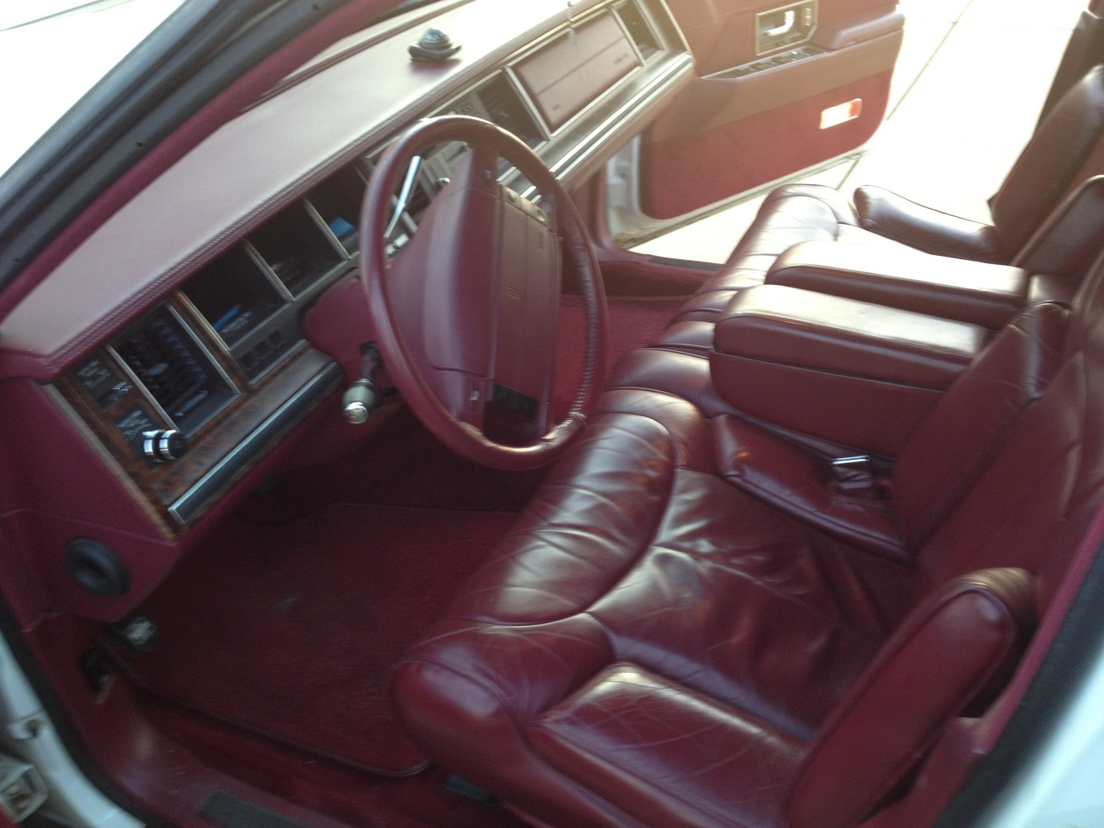 1992 lincoln town car interior pictures cargurus. Black Bedroom Furniture Sets. Home Design Ideas