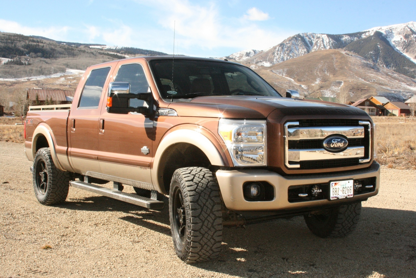 2011 ford f250 fx4 king ranch for sale autos post. Black Bedroom Furniture Sets. Home Design Ideas