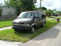 Picture of 1995 Chevrolet Astro 3 Dr LT Passenger Van Extended, exterior