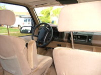 Picture of 1995 Chevrolet Astro 3 Dr LT Passenger Van Extended, interior