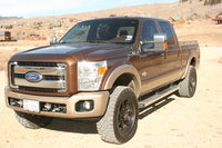 2011 Ford F-250 Super Duty King Ranch Crew Cab 4WD picture, exterior