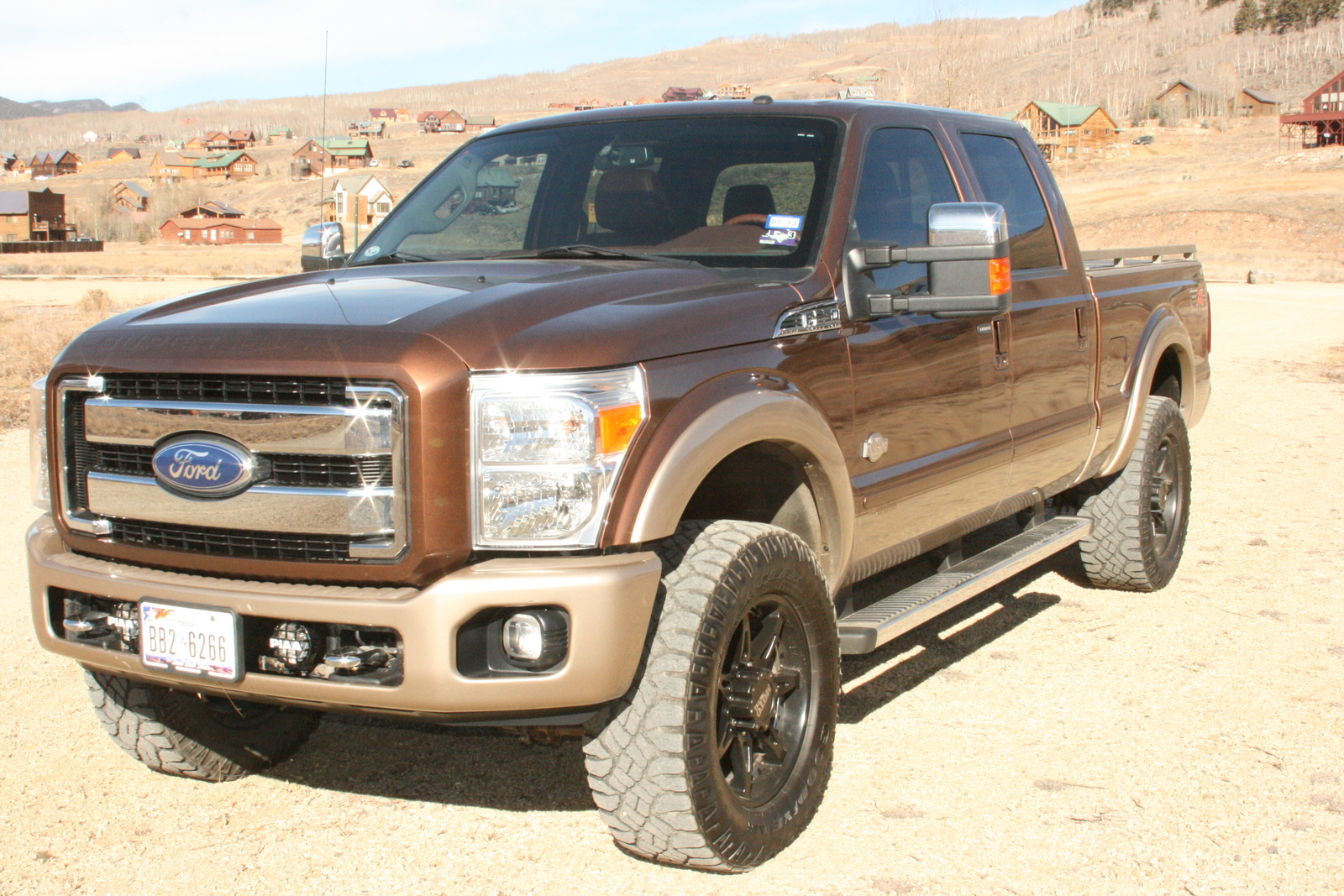 Alfa img showing gt 2011 ford f 250 king ranch