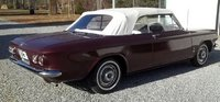 1963 Chevrolet Corvair Overview