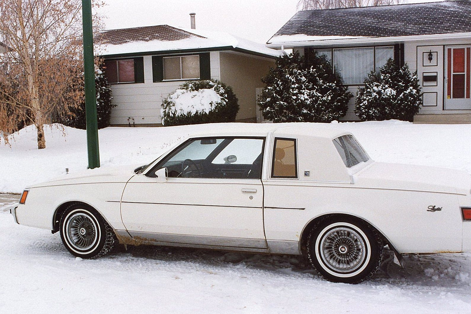 1982 Buick Regal Limited Coupe picture, exterior