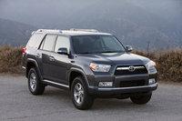 2013 Toyota 4Runner, Front-quarter view, exterior, manufacturer