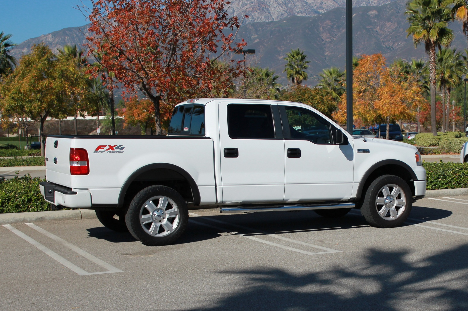 Picture of 2007 ford f 150 fx4 supercrew short bed exterior