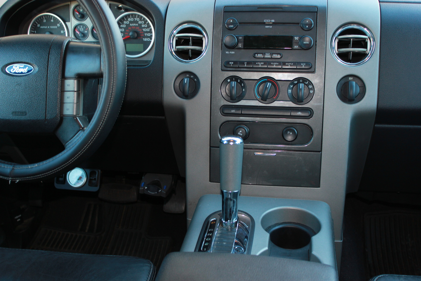 2005 Ford F150 Lariat >> 2007 Ford F-150 - Pictures - CarGurus