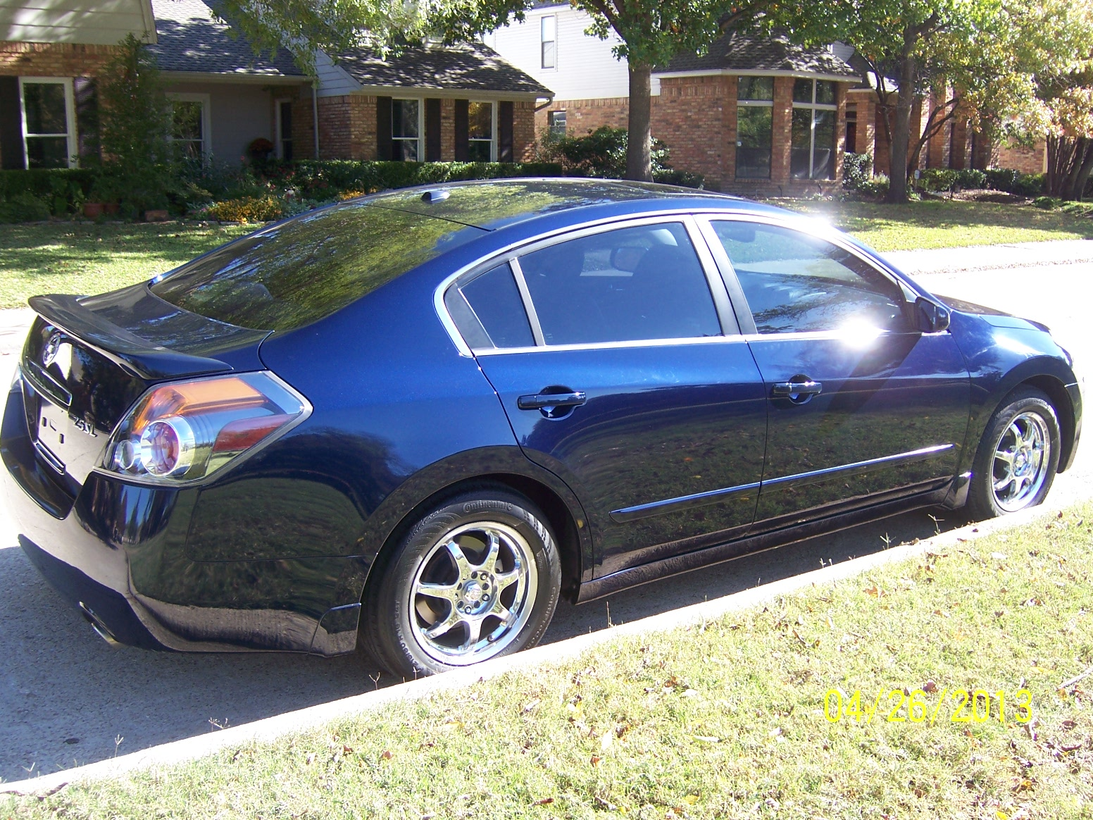 2008 nissan altima - pictures