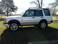 2002 Land Rover Discovery Series II Picture Gallery
